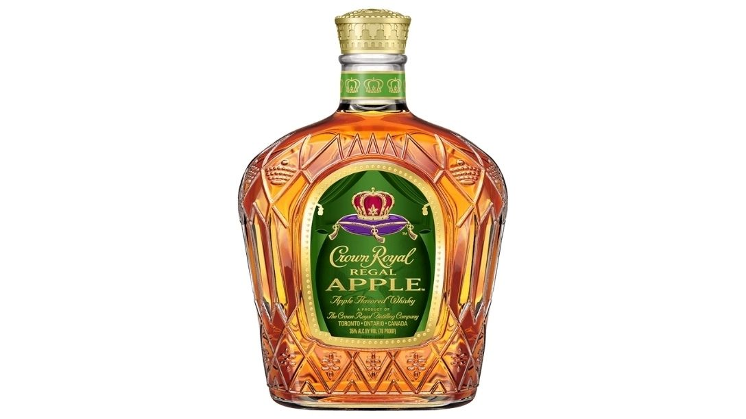 Crown Royal Regal Canadian Apple Whisky