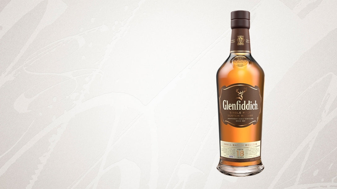 Glenfiddich 18 Year Ancient Whisky