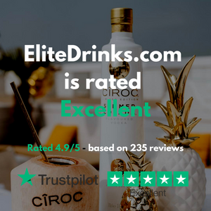 EliteDrinks.com is rated Excellent on TrustPilot