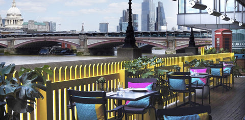 Sea Containers London Bottomless Brunch
