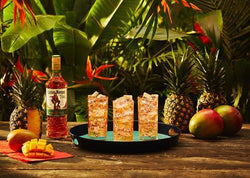 Captain Morgan Tiki Mango & Pineapple Rum 70cl