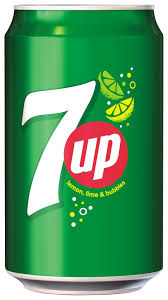 7up Regular Soft Drink Can 330ml