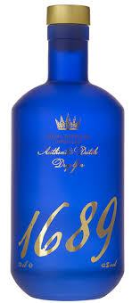 Gin 1689 Authentic Dutch Dry Gin 70cl
