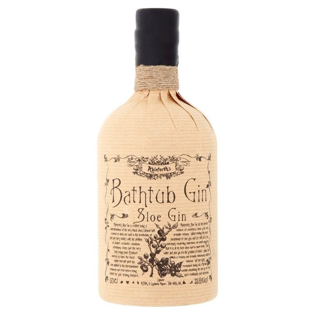 Bathtub Sloe Gin 70cl