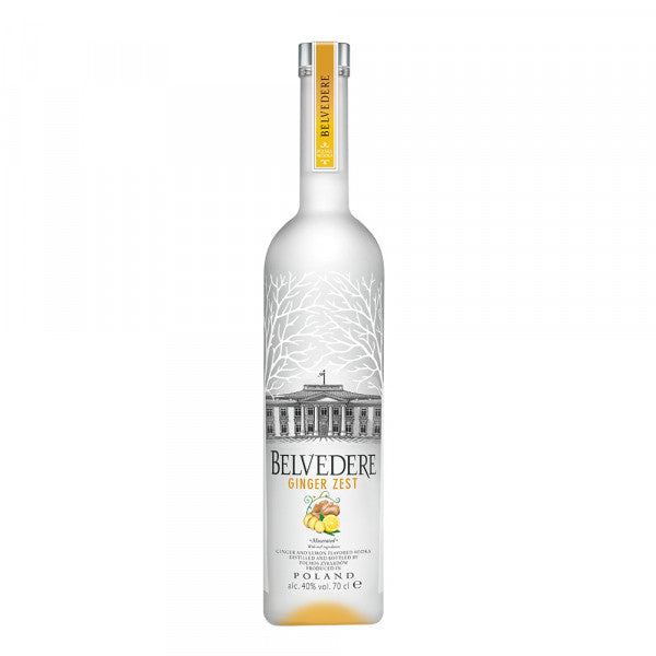 Belvedere Ginger Zest Vodka 70cl