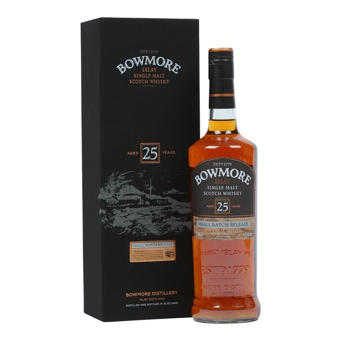 Bowmore 25 Years Old Malt 70cl
