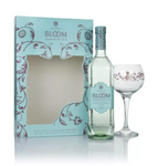 Bloom London Dry Gin 70cl With Glass Gift Set