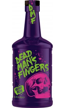 Dead Mans Fingers Hemp Rum 70cl