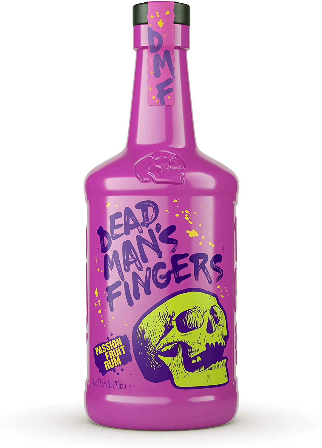 Dead Mans Fingers Passion Fruit Rum 70cl