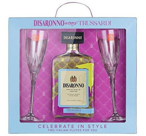 Disaronno Wears Trussardi Gift Set