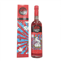 Dream Chaser Gin Strawberry & Cream 70cl