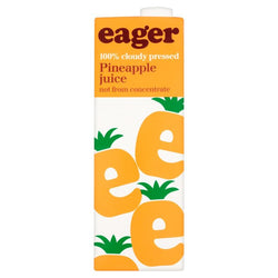 Eager 100% Pineapple Juice 1L