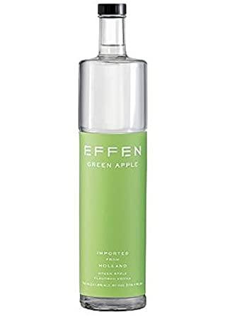 Effen Green Apple Vodka 70cl