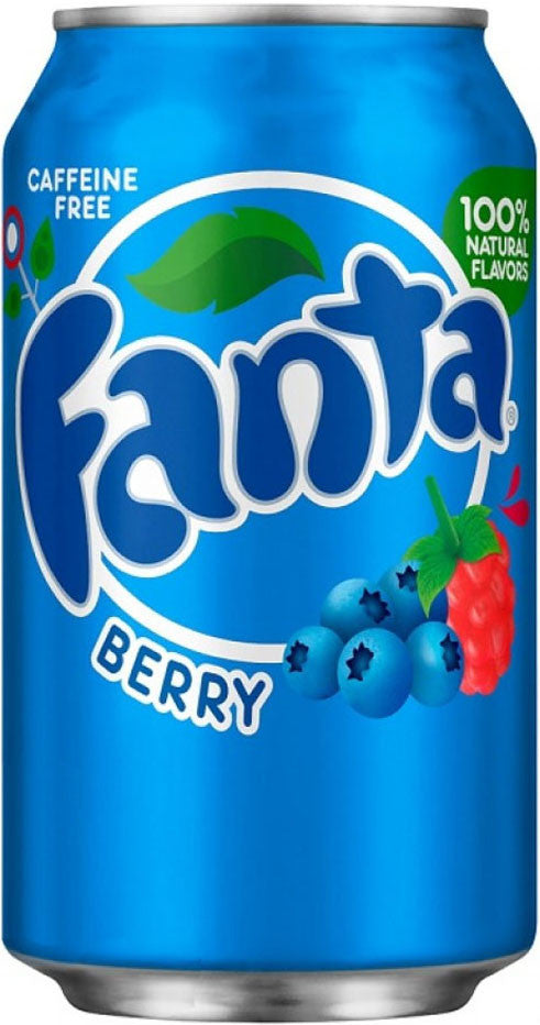 Fanta Berry 330ml