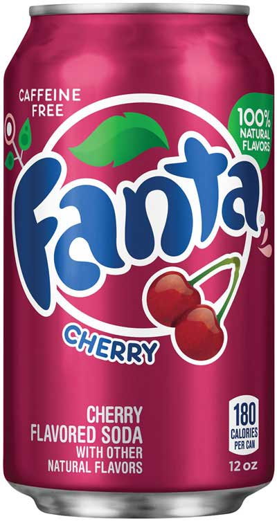 Fanta Wild Cherry 330ml