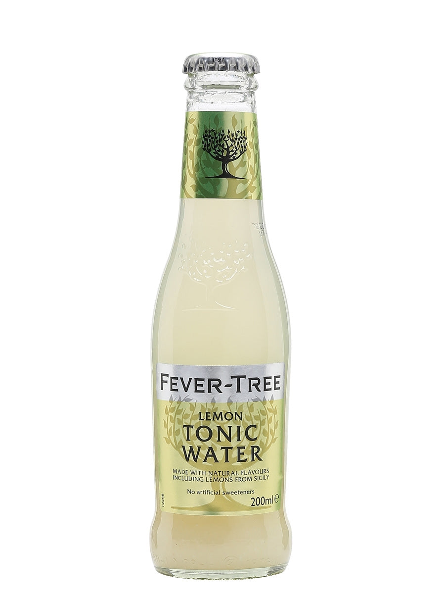 Fever Tree Lemon Tonic Water 200ml