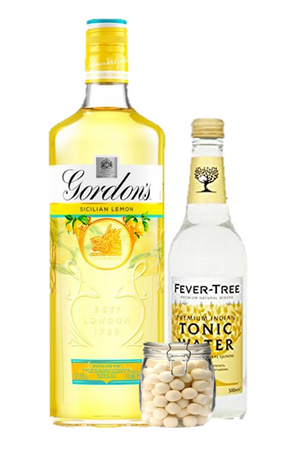 Gordons Lemon Gift Set