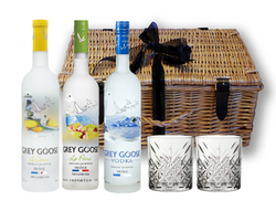 Grey Goose Citron Hamper