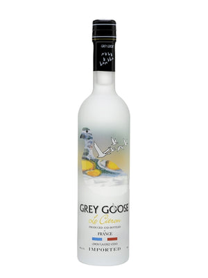 Grey Goose Citron Vodka 70cl