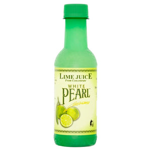White Pearl Lime Juice from Concentrate 250ml