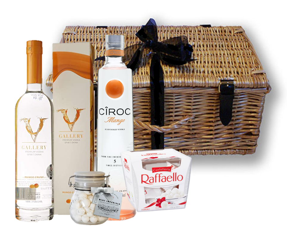 Mango Vodka Hamper
