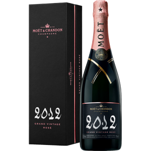 Moet & Chandon Rose 2012 Vintage 75cl