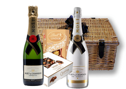 Moet & Chocolate Deluxe Hamper