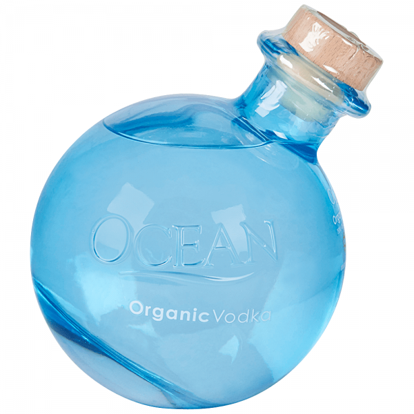 Ocean Organic Vodka 70cl