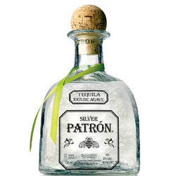 Patron Silver Tequila 75cl