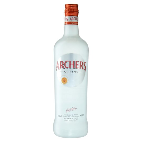 Angels Peach Schnapps 70cl