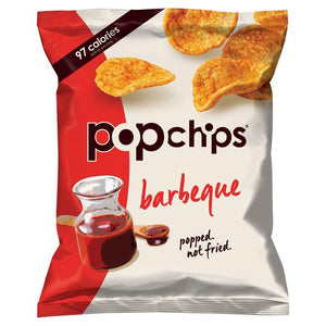 Popchips Barbeque Popped Potato Chips 23g