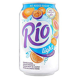 Rio Tropical Light 330ml