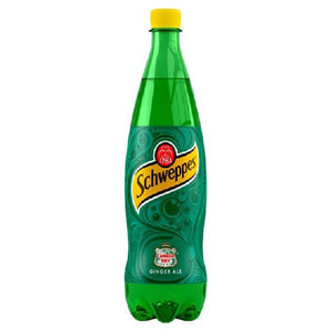 Schweppes Canada Dry Ginger Ale 1L