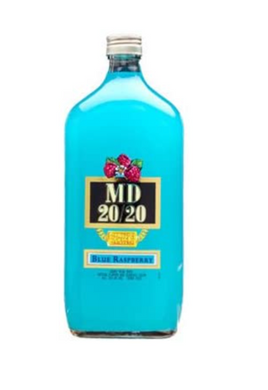 MD 20/20 Blue Raspberry 75cl