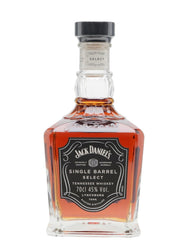 Jack Daniels Single Barrel Select Tennessee Whiskey 70cl