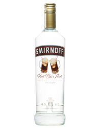 Smirnoff Root Beer Float Flavored Vodka 75cl