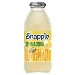 Snapple Lip-Smacking Lemonade 473ml