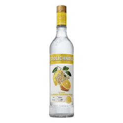 Stolichnaya Citrus Vodka 70cl