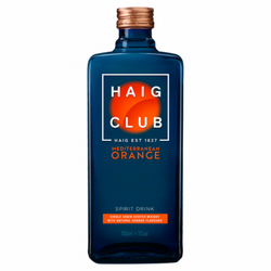 Haig Club Clubman Mediterranean Orange Whisky 70cl