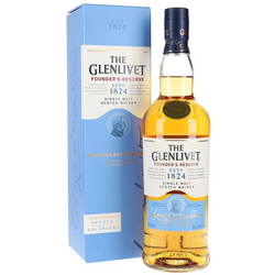 Glenlivet Founder's Reserve Single Malt Scotch Whisky 70cl