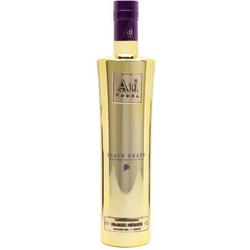 Au Black Grape Vodka 70cl