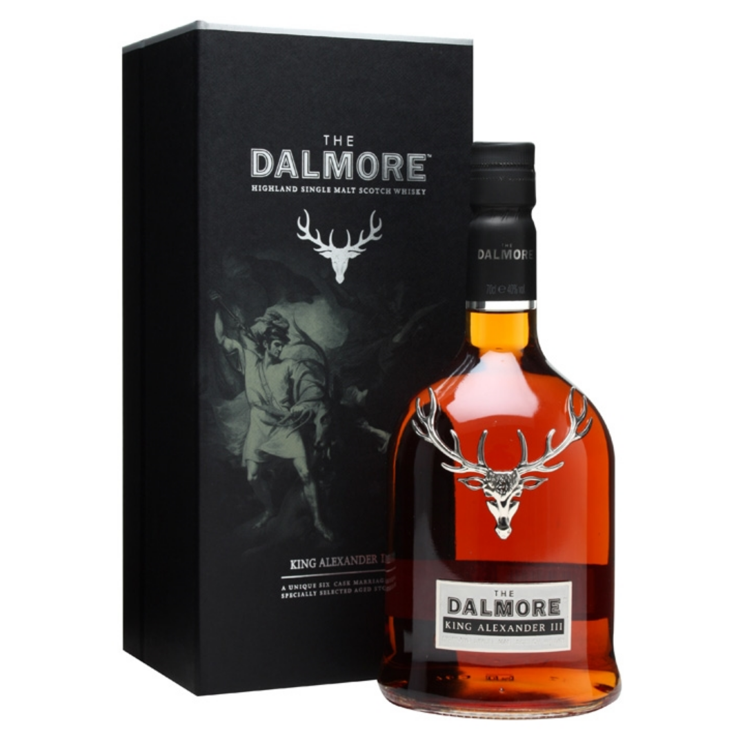 Dalmore King Alexander III Highland Single Malt Scotch Whisky 70cl