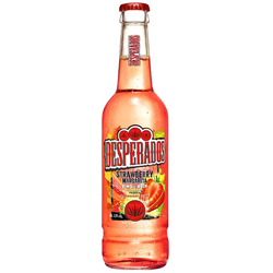 Desperados Strawberry Margarita Tequila Lager 12 x 400ml