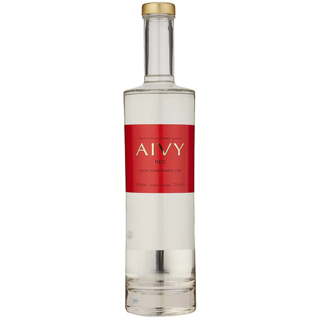 Aivy Red Lemon, Pomegranate & Lime Vodka 70cl
