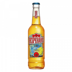 Desperados Lime Tequila Lager 12 x 400ml