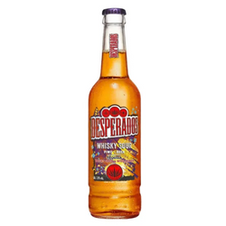 Desperados Whisky Sour Tequila Lager 12 x 400ml