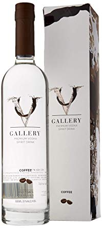 V Gallery Vodka Toffee Fudge 50cl