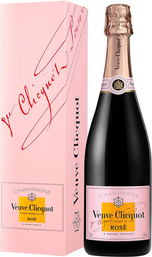 Veuve Clicquot Brut Rose 75cl