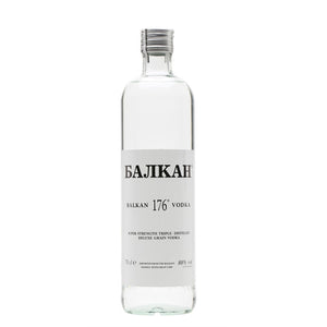 Balkan 176 Vodka 70cl
