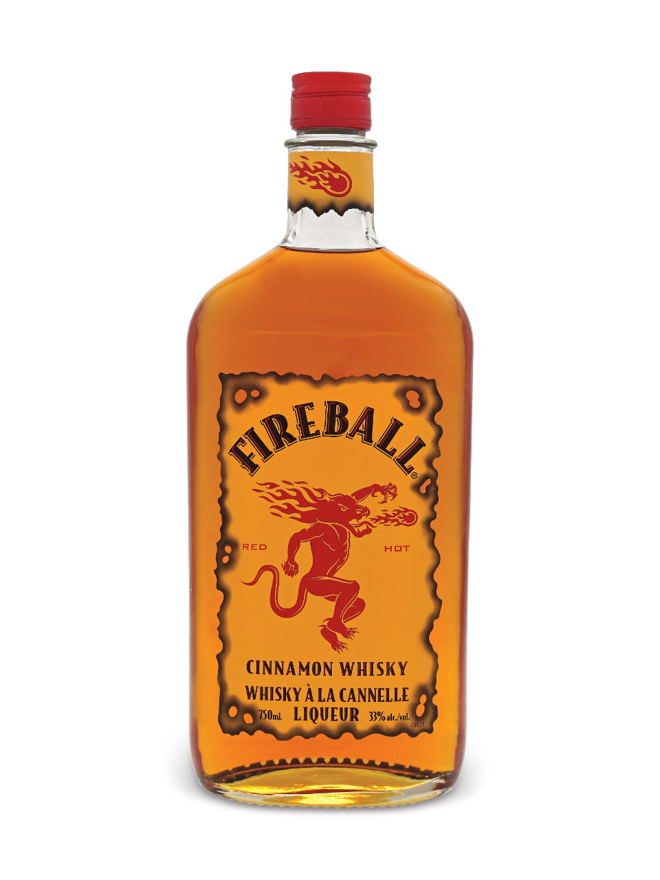 Fireball Cinnamon Whisky 70cl